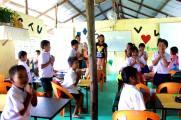 thailand classroom