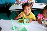happy thai student