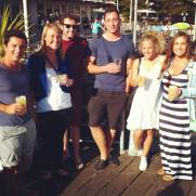 friends in manly wharf australia