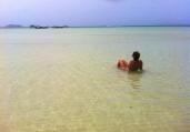 amazing phi phi island water